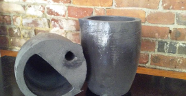 BILGE SHAPE CRUCIBLE DIMENSIONS
